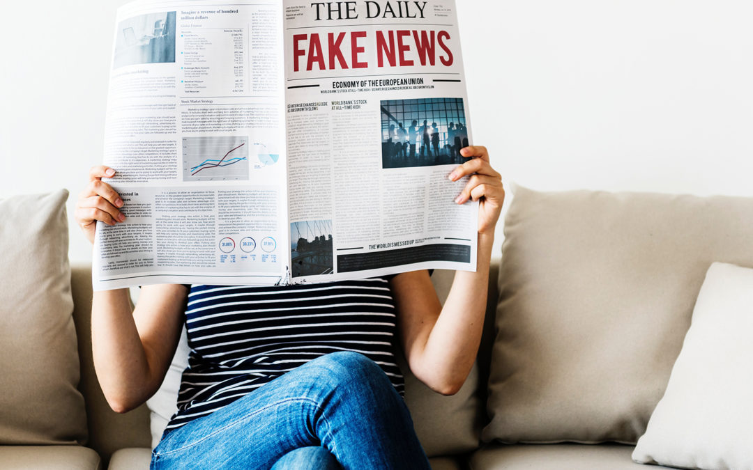 The new public health crisis: fake news