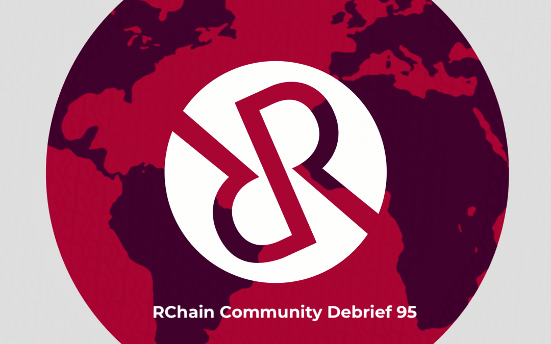 RChain Debrief 95: Let's start testing!