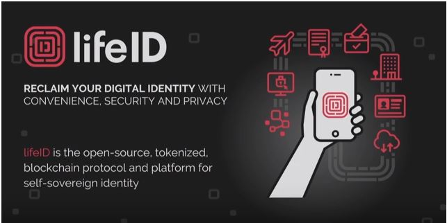 lifeID: Control your data and eliminate passwords