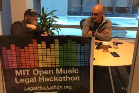 RSong at MIT Open Music Legal Hackathon
