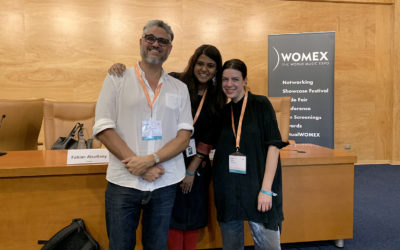 RSong Featured at WOMEX
