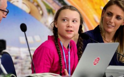 Watch Greta Thunberg's incredible speech on climate change
