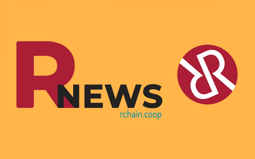 RChain Weekly: Co-op Signs with Whiteblock, Tracking Carbon, and The Fake News Fight