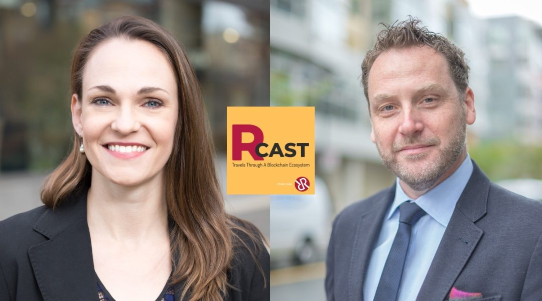 RCast 13: Security in the Blockchain Age (with Frances Dewing and Roderick Jones of Rubica)