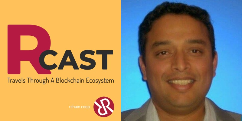 RCast 18: Redefining Insurance with Blockchain (with Gautham Peddibhotla of Re-Sure)