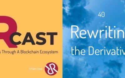 RCast 40: Rewriting the Derivative