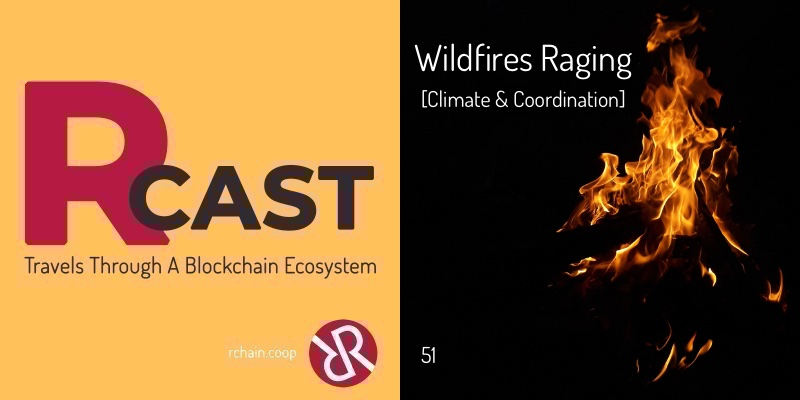 RCast 51: Wildfires Raging [Climate & Coordination]