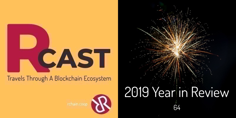 RCast 64: 2019 Year in Review