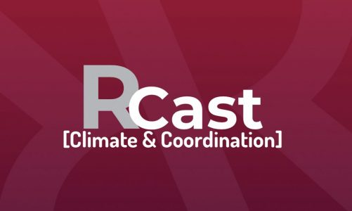 RCAST 77 – Coronavirus and the Climate [CLIMATE AND COORDINATION] Mar 27 2020