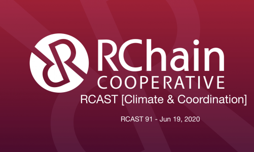 RCast 91 –  Methane leak tracking, future roles of co-ops [Climate & Coordination] Jun 19 2020