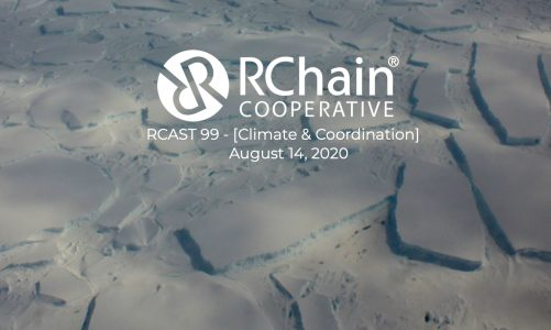 RCast 99: Canadian ice shelf collapse, BP's shift, blockchain and governance [Climate and Coordination] Aug 14 2020