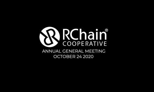 RCHAIN ANNUAL GENERAL MEETING OCT24 2020