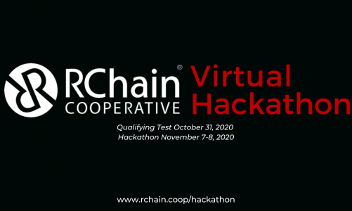 RChain Cooperative Virtual Hackathon – November 7-8, 2020