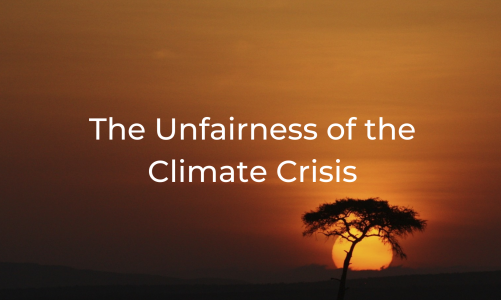 The Unfairness of the Climate Crisis