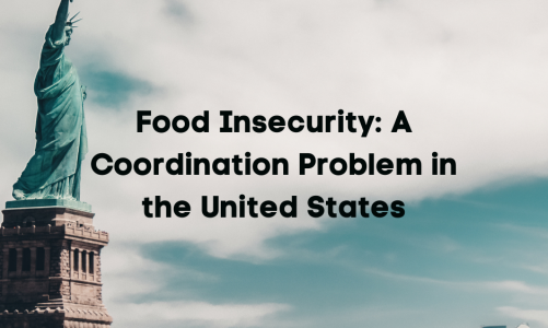 Food Insecurity: A Coordination Problem in the United States