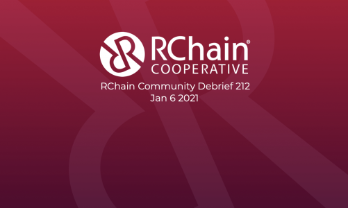 212 Jan 6 Community Debrief – Rholang 1.1, Covid-19 Passport, Radical Fault Tolerance, Rholang chip