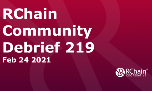 219 Feb 24 Community Debrief – Upcoming hard forks